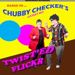 Twisted Flickr (dnskct) Tags: album twist cover chubby checker wah werehere hereios 1162014 january162014