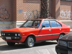 Hyundai Pony 1200 1982 (RL GNZLZ) Tags: 1200 hyundai hyundaipony ponyl