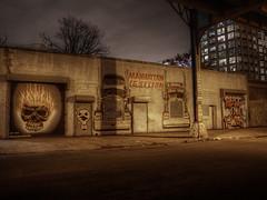 2013-12-04 - 001-007 - HDR (vmax137) Tags: new york city nyc ny art island one graffiti long panasonic queens hdr 5pointz meres 2013 dmcgh2