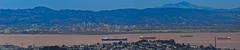 ships to shore (pbo31) Tags: sanfrancisco california blue sunset panorama color port oakland bay nikon ship view over january large panoramic bayarea vista mtdiablo mtdavidson 2014 d700