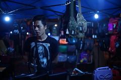 Bagman - Pasar Karat (khairilfz) Tags: night nightshot market sony streetphotography johor bahru rm a7r cvnoktonclassic3514mc