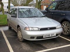 1996 Subaru Legacy GL (Spottedlaurel) Tags: subaru legacy