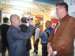 Susret sa  bracm iz Trebinja  sa  Zarkom Vujadinovicem na TV Duga