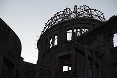 DP3M0904 Hiroshima Peace Memorial (Atomic Bomb Dome) (Keishi Etoh rough-and-ready photoglaph) Tags: sigma hiroshima foveon  75mm atomicbombdome  dp3 worldculturalheritage hiroshimapeacememorial hiroshimapeacememorialpark   mmorialdelapaixdhiroshima  dmedegenbaku  dp3m dp3merrill sigmadp3merrill
