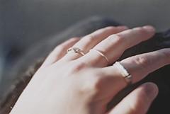 ringy hand (sisselandrea) Tags: film analog vintage silver hand kodak rings analogue filmcamera kodakgold myphotography prakticamtl3 sisselandrea hoejre