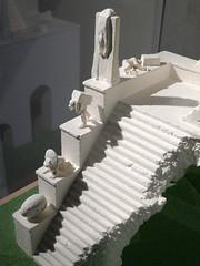 Comment rencontrer un ange (14) (Mhln) Tags: paris ange energie grand musee emilia sombre palais blanche chapelle vide manas cite ilya coupole etrange 2014 portails monumenta cosmique kabarov