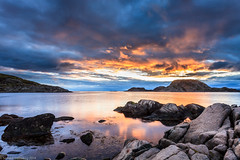 Korshamn Sunset (Steinskog) Tags: