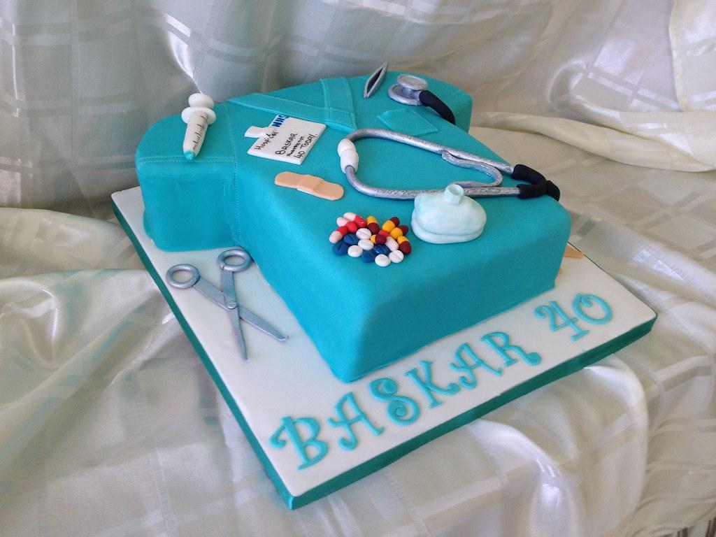 Auburn Birthday Cake Rob