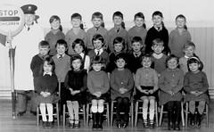 Most Important (theirhistory) Tags: uk school boy man girl sign socks children shoes uniform group skirt class pole junior gb jumper wellingtonboots schoolphoto primary