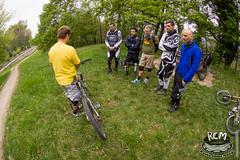 RCM Torino #6 ( YariGhidone ) Tags: mountain fish eye bike sport torino action downhill fisheye mtb maddalena bici 105 freeride collina enduro bicicletta colle corsi rcm mopuntain jackbisi raidacomemangi