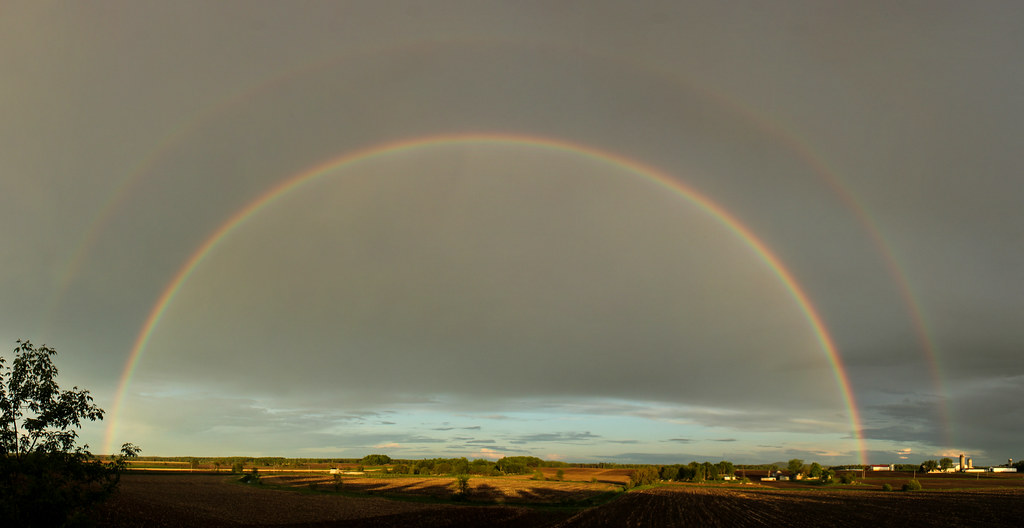 Arc-en-ciel double complet (Explored)