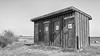 Haus am Meer (goehler.mike) Tags: white house black beach meer haus weiss schwarz colorkey colorkeying