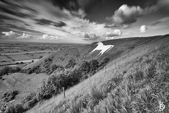 And I saw heaven opened, and behold a white horse... (Rabc3) Tags: wiltshire leend canon1740f4l westburywhitehorse leebigstopper canon5diii