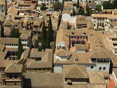 Granada rooftops (access.denied) Tags: españa spain alhambra granada summer2009
