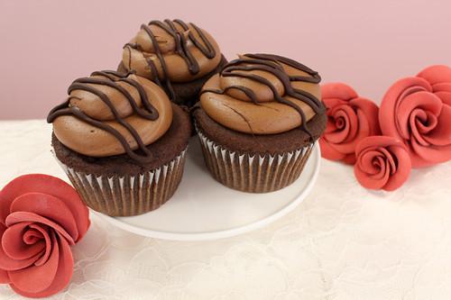 Chocolate Lovers Cupcake