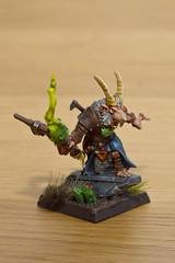 Grey Seer (Tobias Bomm) Tags: miniatures warhammer gamesworkshop skaven