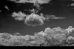 When the sky took away a bit of soul (debriddhi) Tags: africa travel wild summer sky blackandwhite cloud nature landscape place kenya masai lpsky lpsky2