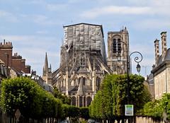 Bourges - St. Etienne (dolorix) Tags: france architecture bourges frankreich cathedral gothic kathedrale architektur unescoworldheritage gotik unescoweltkulturerbe dolorix