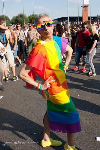 Manifestación Orgullo LGTB Madrid 2014