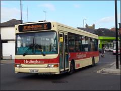 Hedingham 254 (EU05 AUR) (Colin H,) Tags: bus buses ahead ga pointer go group alexander dennis essex dart colchester aur hedingham 2015 ibp eu05 goahead plaxton omnibuses ipswichbuspage colinhumphrey eu05aur