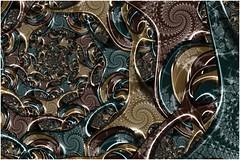 Spiral Dance (Ross Hilbert) Tags: fractalsciencekit fractalgenerator fractalsoftware fractalapplication fractalart algorithmicart generativeart computerart mathart digitalart abstractart fractal chaos art mandelbrotset juliaset mandelbrot julia orbittrap sculpture spiral