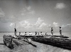 Paupaus (canoes), Tokelau Islands
