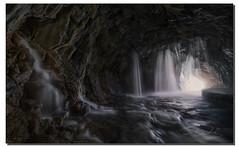 Water Curtain Cave, , , Taroko Canyon, Taiwan (james wang photography - wangjam) Tags: stalactites taroko waterfalls cave cavern mineral taiwan