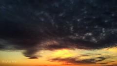 Storm Motion 4 (Salwa Afef) Tags: motion landscape slowshutter cloud dutchlandscape sunset countryside iphonephotography mobilephotography ipadart iphonepic storm longexposure
