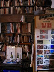 wine (itsakirby) Tags: coachhousebooks 80bpnichollane press printing books visit toronto iconic glorious splendid magical