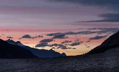 20160929-1842-24 (Don Oppedijk) Tags: improvementdistrictno9 alberta canada ca icefieldsparkway sunset