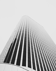 Something's better than nothing | 287/366 (emrold) Tags: bw architecture ottawa iphoneography iphone6sbackcamera415mmf22 iphone6s lightroom highkey overexposed 366the2016edition 3662016 day287366 13oct16 lines