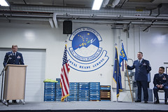 160925-Z-MW427-102 (176th Wing, Alaska Air National Guard) Tags: 176thwing 176thmisssionsupportgroup 176thlogisticsreadinesssquadron lrs alaskaairnationalguard jber assumptionofcommand ceremony loyal ready strong