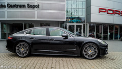 Pierwsza Nowa Panamera wydana w Porsche Centrum Sopot-06820