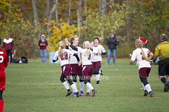 IMG_3622eFB (Kiwibrit - *Michelle*) Tags: soccer varsity girls game wiscasset ma field home maine monmouth w91 102616