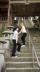 DSC04405.jpg (elyuu) Tags: freeiwatobiswimclub nagisa hazuki haruka nanase makoto tachibana iwami japan cosplay
