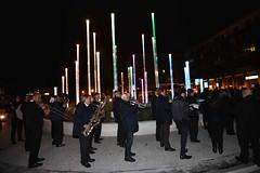 Piazzale Marconi, la rotonda luminosa (15) (Comune di Reggio Nell'Emilia) Tags: piazzale marconi rotonda reggioemilia inaugurazione