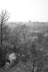 city noise escape (i_sharkov) Tags: plovdiv fujifilm x100t blackandwhite bulgaria