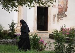 those sinful scents (FraVal Imaging) Tags: serb streetphotography street monastery church pe orthodox 13thcentury nun peja rugova patriarchateofpe flickr kosovo patriarchateofpe pe