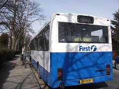 1017 K117 HUM Volvo B10B Strider [2] (sambuses) Tags: 1017 k117hum