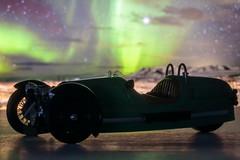 Light at the Back (justimagejon) Tags: backlit macromondays morgan 3wheeler spark 143