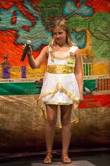 Photo Credit Dave Henson (oakschristianschool) Tags: ms events walk through ancient world 2016