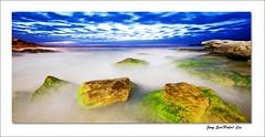 Draming (jongsoolee5610) Tags: seascape maroubrabeach sea wave sydney australia dawn