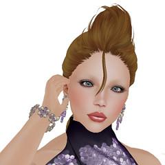 TWAECRUrezology_004 (Ylva Ullsdotter) Tags: secondlife fashion hair skin mesh slink physique visage rezology inkheart eyes ecru shoes gown thewhitearmory twa saschasdesigns sas zurirayna jewelry accessories