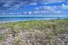 Beach on Lake Huron, Rogers City (michiganseagrant) Tags: michiganseagrant sustainablesmallharbors smallharbors michiganseagrantextensioneducators rogerscity lakehuron charrettes charrette marina tourism discoverus23 harbors