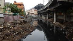 Tiruvallikeni Station (John Steedman) Tags: chennai  madras    india tamilnadu  triplicane tiruvallikeni  station