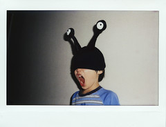 In a vector space noone can hear you scream (if.photons.were.grey) Tags: instax wide 500af fujifilm