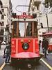 İstanbul❤️ (jelica.vlajic) Tags: travelling travel yolculuk turkey taksim taksimmeydanı fotoğrafçılık tramvay türkiye istanbul vehicle outdoor city