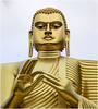 Golden Buddha (Mabacam) Tags: asia southasia srilanka ceylon dambulla goldentemple goldenbuddha