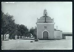 Puebla de Almoradiel (Toledo) : ermita del Santsimo Cristo de la Salud (Centro de Estudios de Castilla-La Mancha (UCLM)) Tags: puebladealmoradieltoledo tarjetaspostales postcards ermitas hermitage