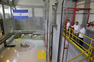 Inauguración ampliación de la presa hidroeléctrica 5 de Noviembre